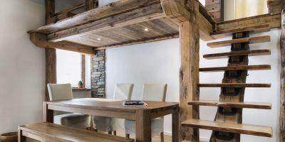 Scopri le soluzioni per una casa piccola con soppalco