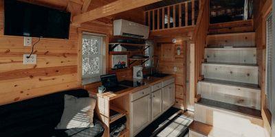 cucina nascosta