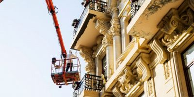 manutenzione edificio