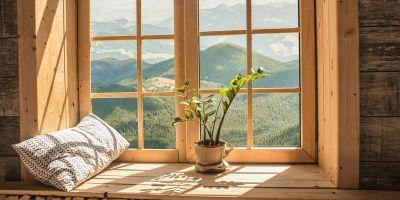 come arredare una piccola casa di montagna