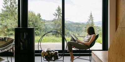migliori riscaldamento per casa in montagna