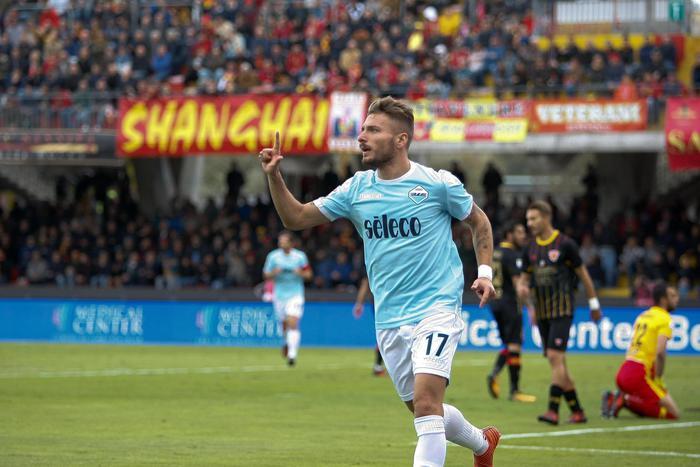 Serie A, Benevento-Lazio 1-5 Campani ancora a zero punti
