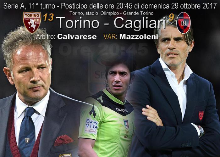 Serie A, Torino-Cagliari 2-1 Obi firma il vantaggio