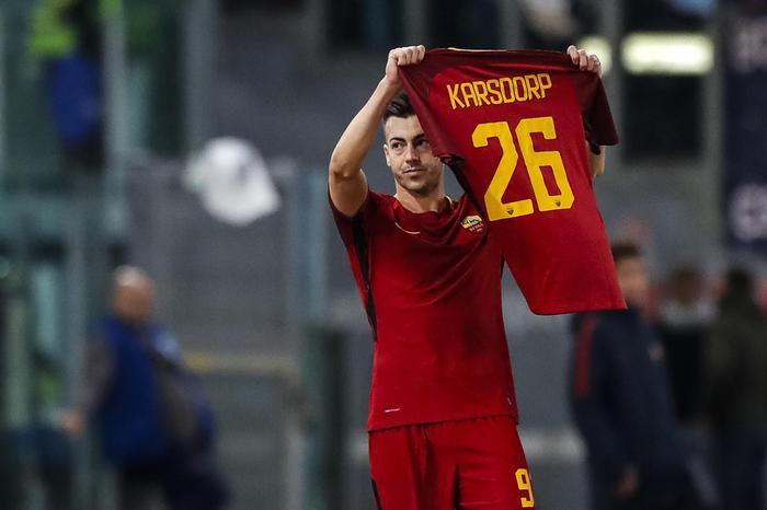 La Roma batte il Bologna 1-0, decide gran gol di El Shaarawy