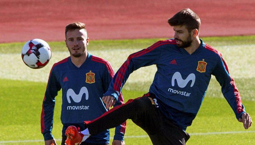 Spagna, fischi e insulti a Piqué