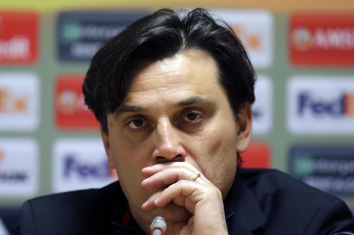 Il Milan esonera Montella, squadra a Rino Gattuso