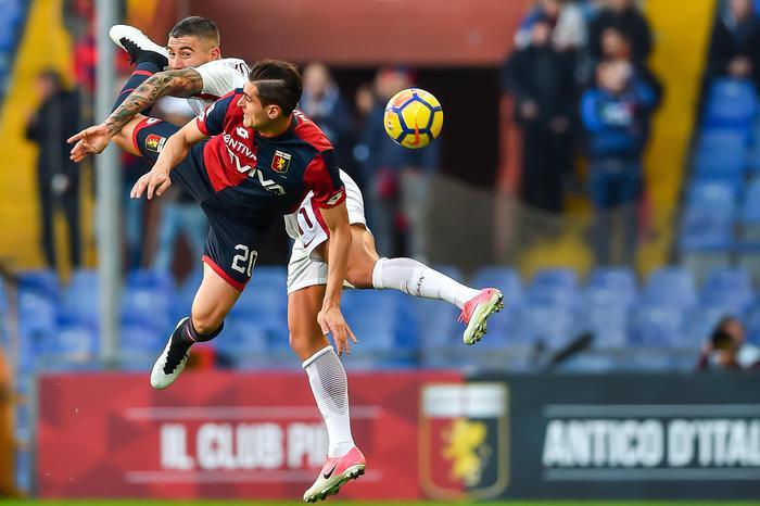 Serie A: il Napoli risupera l'Inter, tripletta rilancia la Juve