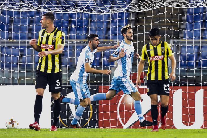 Europa League: 1-1 tra Lazio e VItesse, Balotelli trascina Nizza