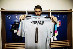 La storia di Buffon in Azzurro