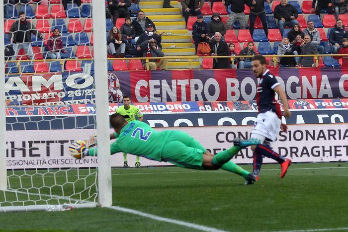 In campo Bologna-Samp 3-0 contropiedeOkwonkwo - LIVE