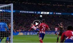 Il gol fantastico di Griezmann e altri capolavori. La videostoria