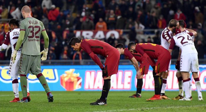 Coppa Italia: Roma ko, Torino ai quarti contro la Juventus