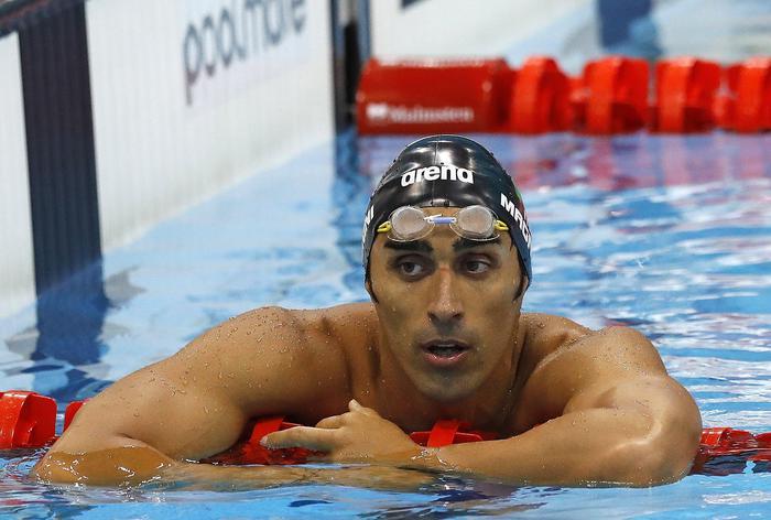 Filippo Magnini annuncia il ritiro dal nuoto agonistico