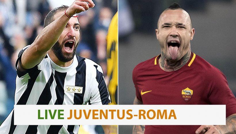 Juventus - Roma, formazioni e dove vederla live streaming e in tv