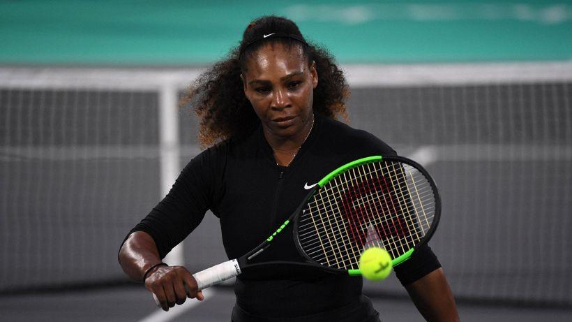Tennis: S.Williams, ho temuto per salute