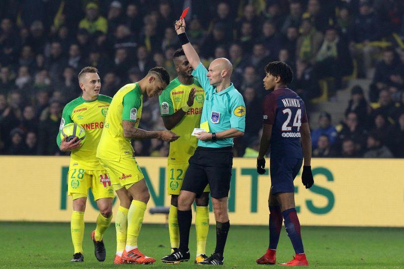 Ligue 1: il Psg vince anche a Nantes