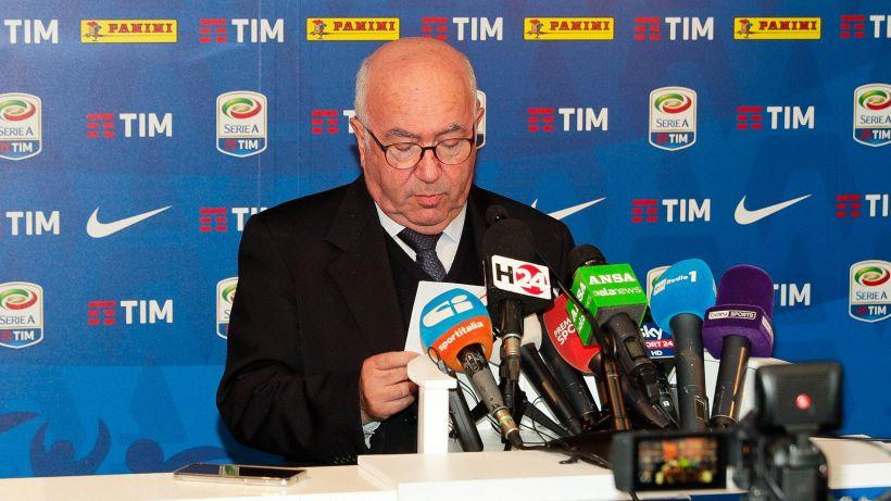Figc:Tavecchio, non faccio endorsement