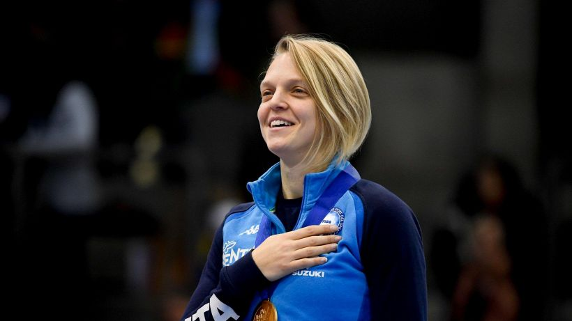 Short track, 7 azzurri convocati per le Olimpiadi di PyeongChang