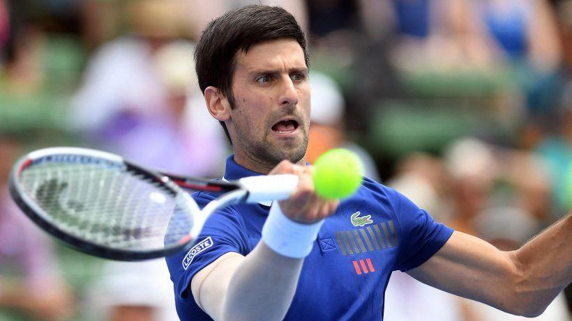 Djokovic ritorna in campo e batte Thiem