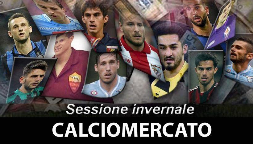 Calciomercato live, affari Juve, Inter, Milan, Napoli, Roma...