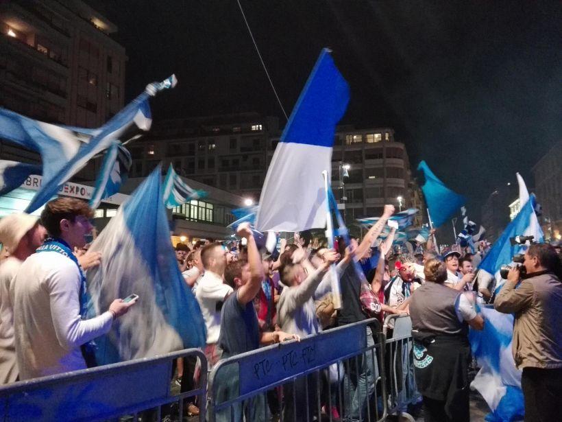 Vicenza disperato, bel gesto di amicizia dei tifosi del Pescara