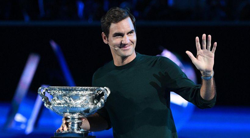 Open Australia, Roger Federer è sempre il favorito