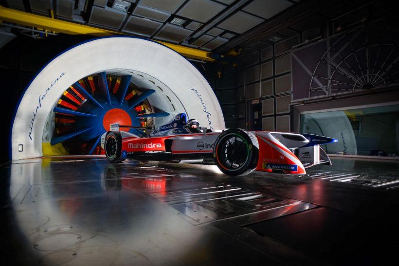 Formula E, Pininfarina scende in pista con Racing Mahindra