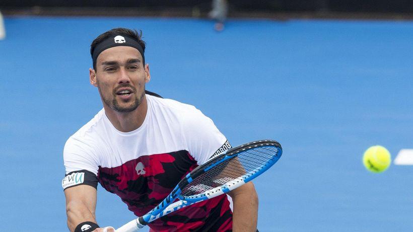 Tennis: Sydney, anche Fognini ai quarti