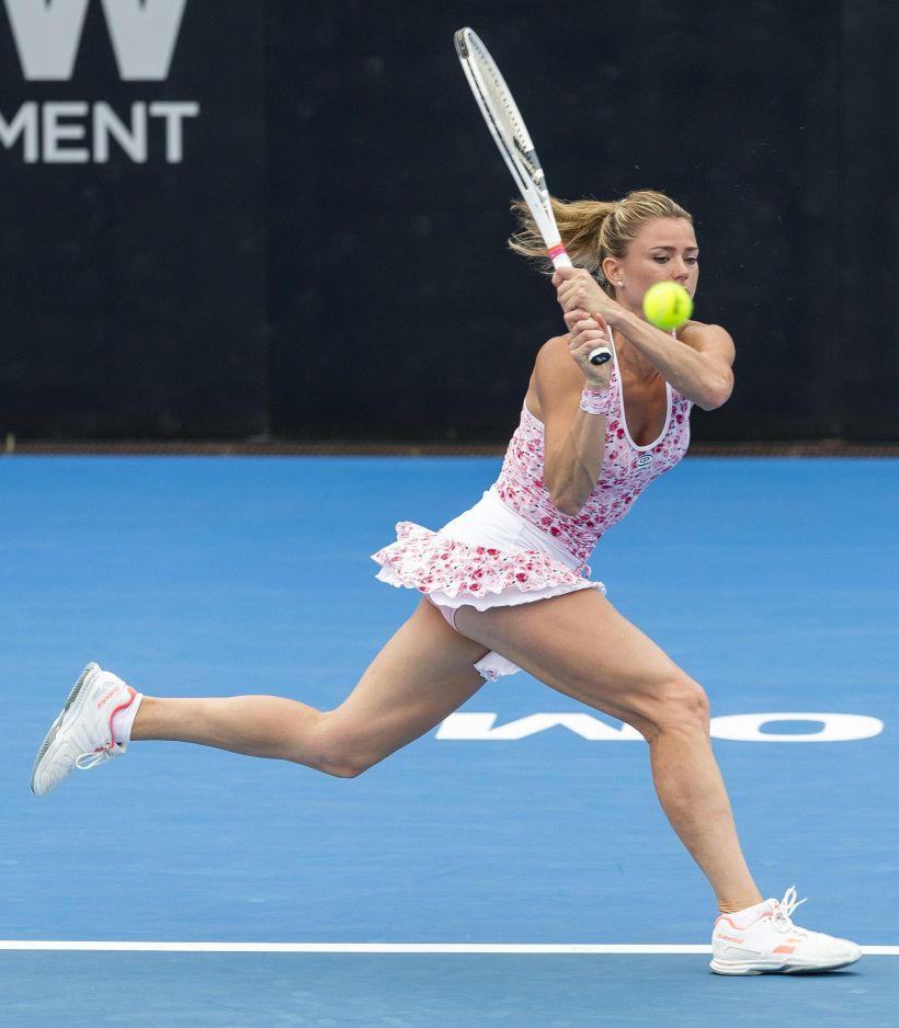 Tennis: Sydney, Giorgi elimina Kvitova