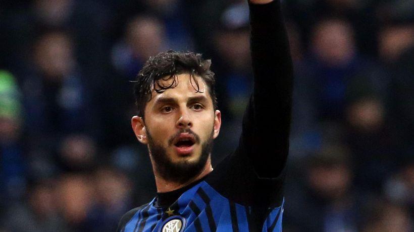 Inter: Ranocchia, ho dato sempre tutto