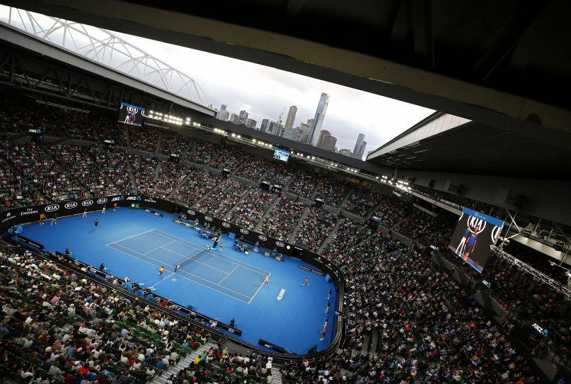 Australian Open: primo azzurro eliminato