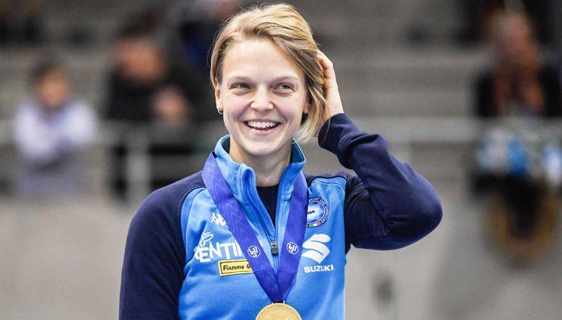 """Olimpiadi, Arianna Fontana: """"Non vedo l'ora di gareggiare"""""""