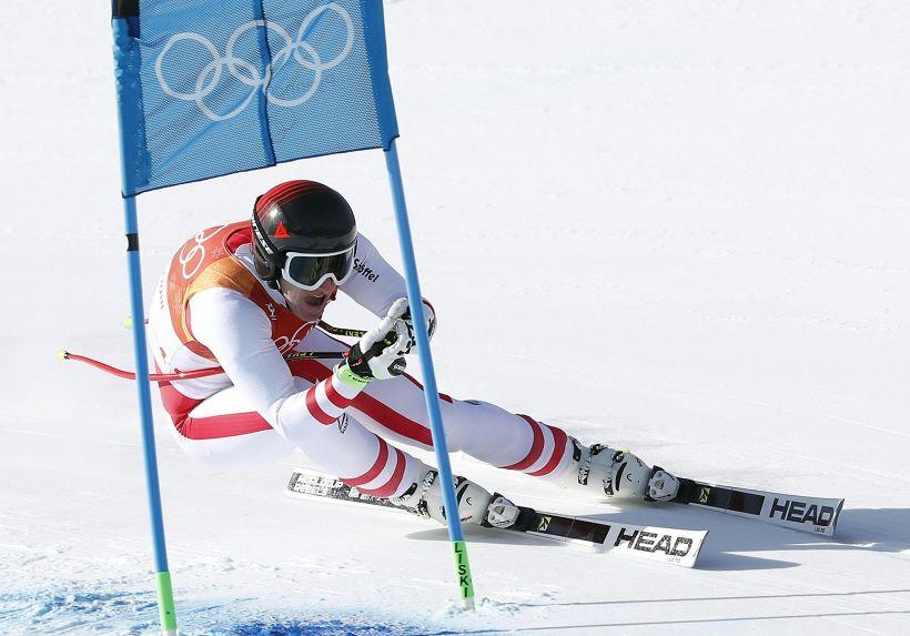 Olimpiadi, SuperG all'austriaco Maier. Male gli azzurri