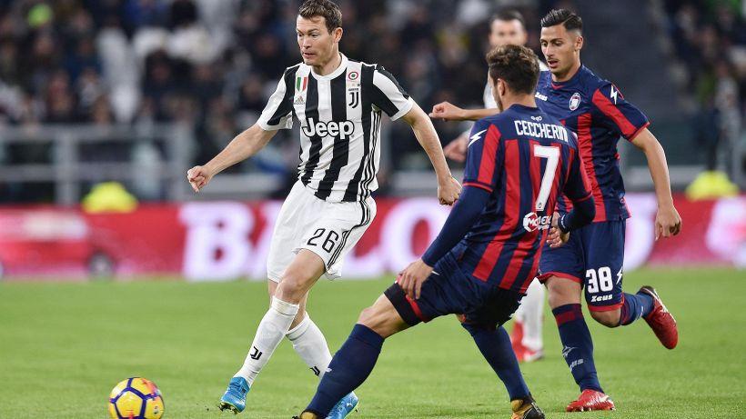 La Juve aggiorna la lista Uefa, rientra Lichtsteiner