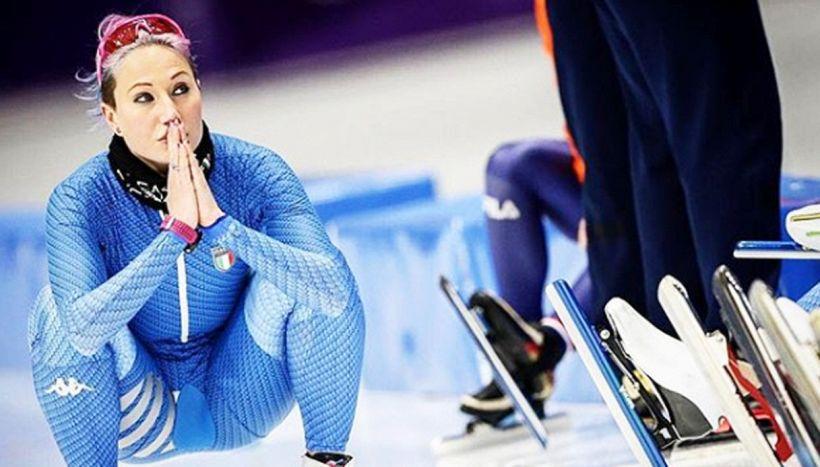 Olimpiadi: Francesca Lollobrigida pronta a un nuovo look