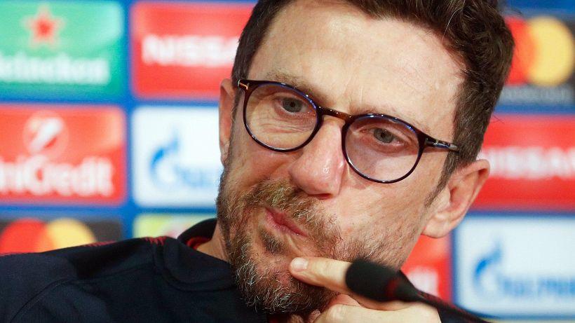 """Di Francesco: """"Vogliamo passare e dominare"""""""