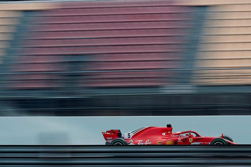 F1: test a Barcellona, Vettel davanti
