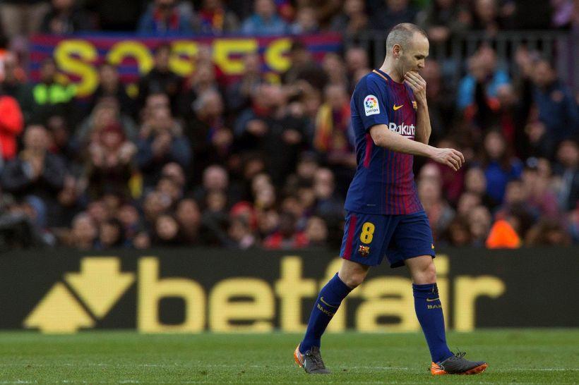 Champions: Barcellona col dubbio Iniesta