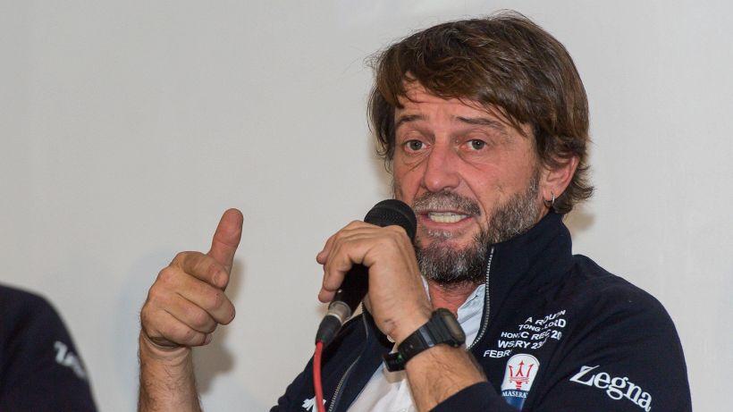 Vela, Giovanni Soldini punta a un altro record
