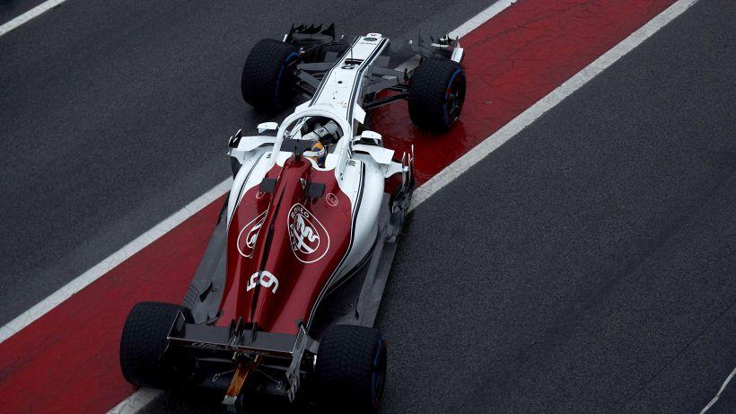 Alfa Romeo, la Calderon è il test driver
