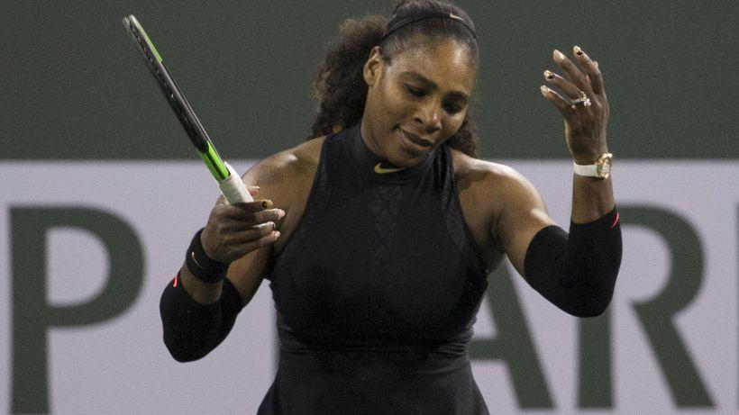 Indian Wells, ritorno vincente di Serena Williams