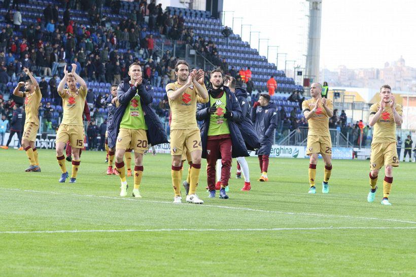 Serie A: Cagliari-Torino 0-4