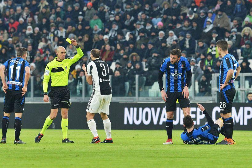 Coppa Italia, Chiellini salta finale