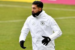 Germania: niente Brasile per Emre Can