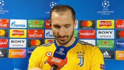 La Juve trionfa a Londra e Chiellini si commuove ricordando Astori