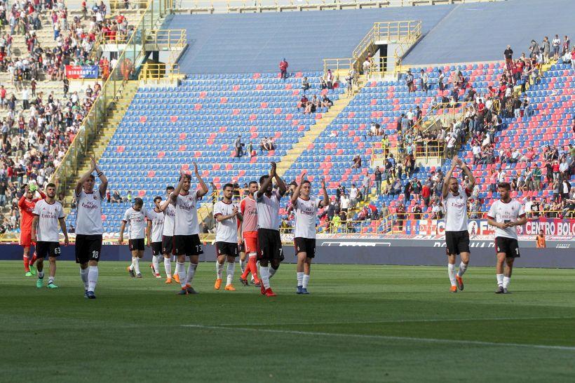 Serie A: Bologna-Milan 1-2, le pagelle