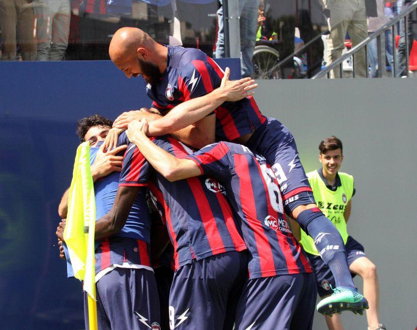 Serie A: Crotone-Sassuolo 4-1, le pagelle