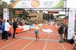 Appia Run da record, vince Aziz Iaktri
