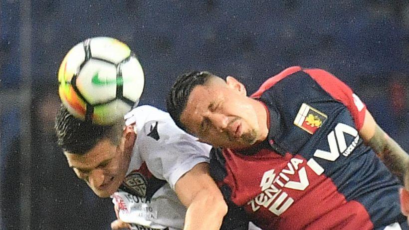 Genoa-Cagliari: Var annulla rigore dopo 5 minuti