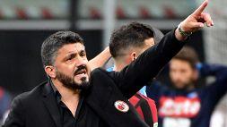 """Gattuso e il sogno Belotti: """"Solo Shevchenko come lui"""""""